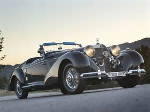 1939 mercedes benz 540k spezial roadster goes for 7 5 million