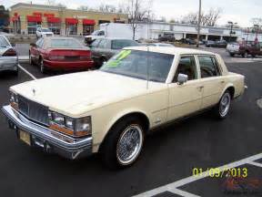 Cadillac Seville 1979 1979 Cadillac Seville 4 Door V8 Automatic Spotless Clean