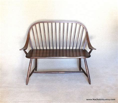 entrance seating bench 1930s decons bench shaker style entry way seating