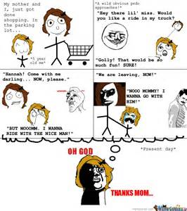 Oh God Meme - oh god thanks mom by andhy1001 meme center