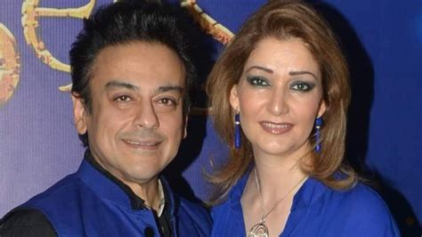 Adnan Says Wants His Baby by Adnan Sami And His Roya Blessed With A Baby