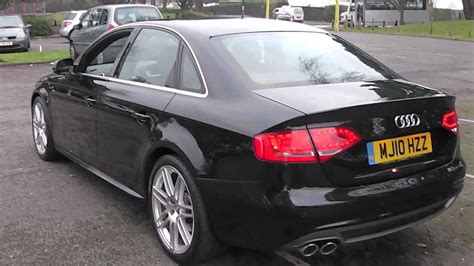 Audi A4 S Line 2010 by Audi A4 2 0 Tdi S Line Special Edition 2010 Promotors Co