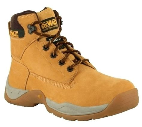 Caterpillar Safety Buck dewalt impact safety boots impact mammothworkwear