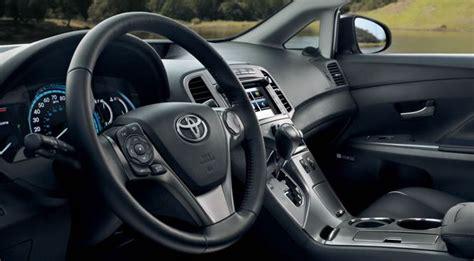 2013 Venza Interior by 2013 Toyota Venza In Delavan Wi