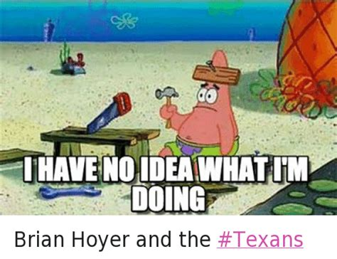 Brian Hoyer Memes - 25 best memes about brian hoyer spongebob and sports