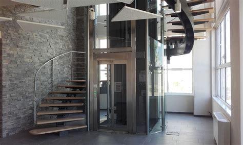 ascensori per casa ecovimec l ascensore per la casa elettrico e dal design