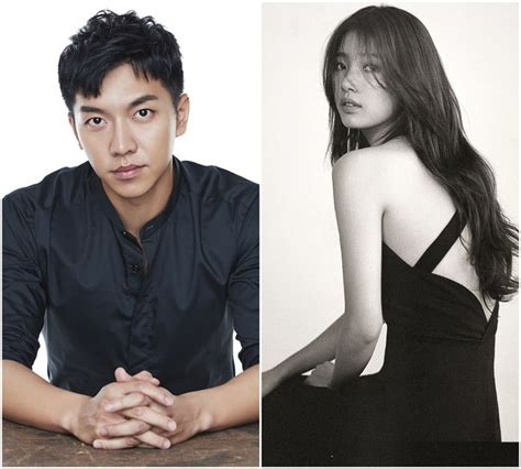 lee seung gi tv series lee seung gi and bae suzy officially joining new k drama