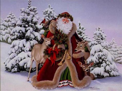 santa claus wallpapers christmas special desktop wallpapers