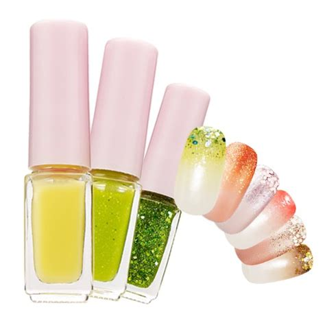 Etude Nail etude house nail color juicycocktail gradation nails