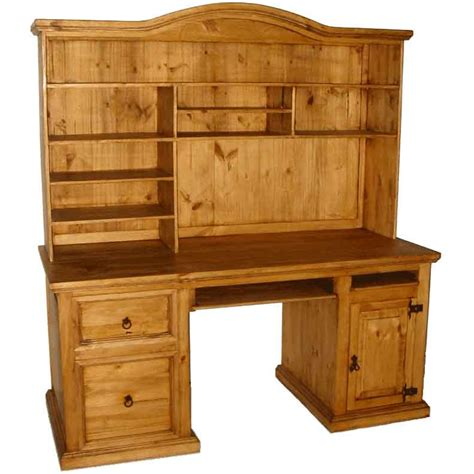 rustic desk with hutch rustic desk wood executive desk pine desk