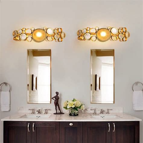 gold bathroom light fixtures 20 mesmerizing gold bathroom light fixtures ideas under 200