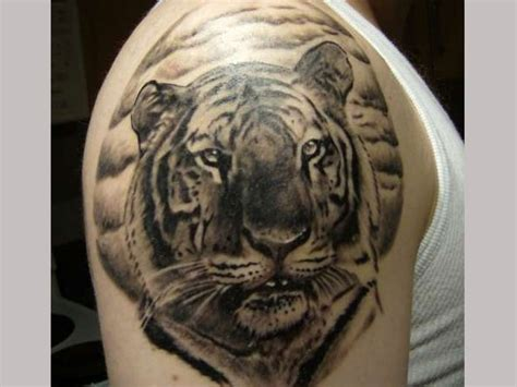 dark image tattoo designs amazing design concepts black and grey tiger