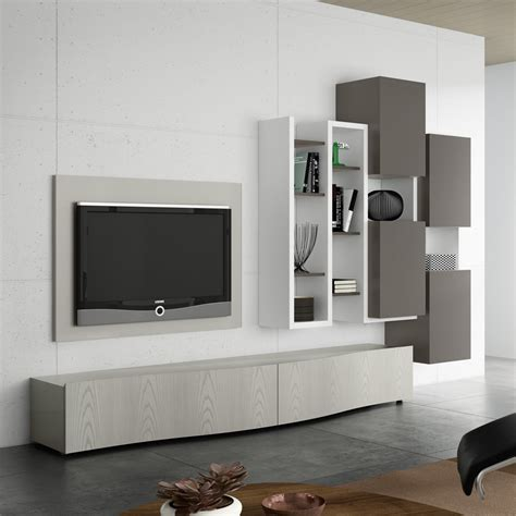 pareti soggiorno moderne idee soggiorno arredaclick