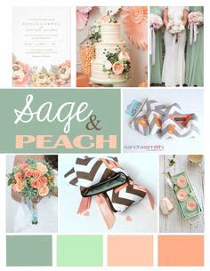 peach and green colour owambe color story for wedding peach sage or mint charcoal