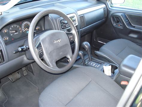 2002 Jeep Grand Interior Jeep Grand Laredo Interior Car Review Specs