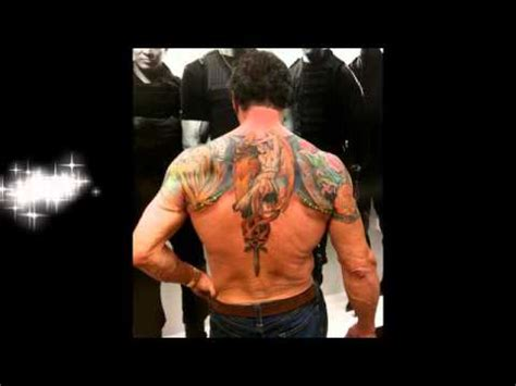 stallone tattoos designs trendstattoo