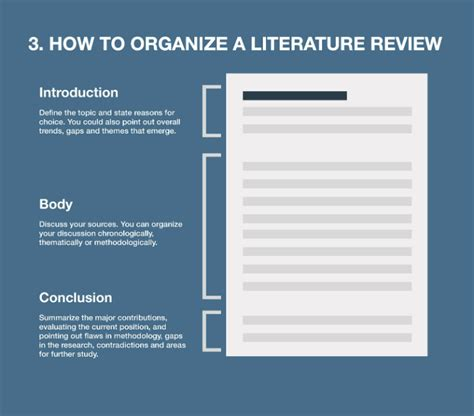 How To Make Review Paper - how to write literature review apa style