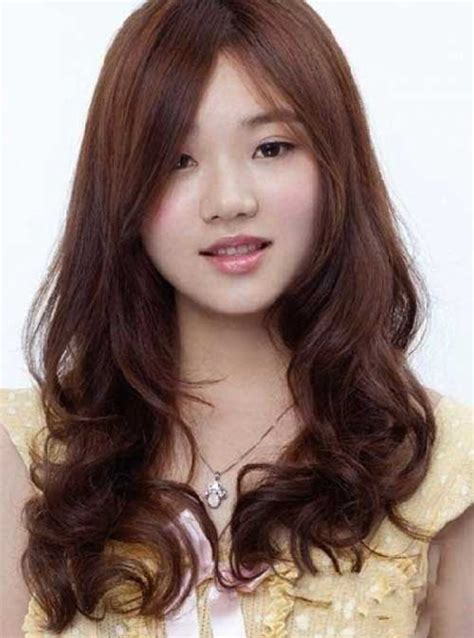 round face asain hairstyle 25 asian hairstyles for round faces hairstyles