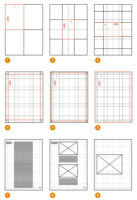 web layout grid template grid on pinterest magazine layouts layout and grid layouts
