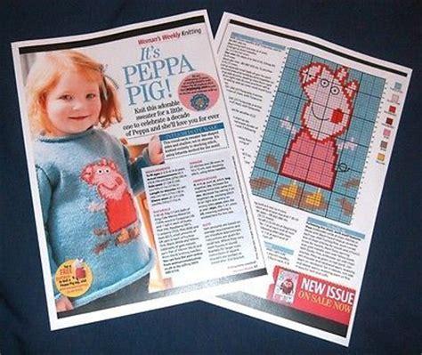 pattern for peppa pig jumper peppa pig jumper knitting pattern free download google