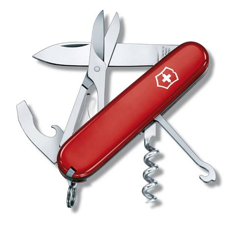 Swiss Army Kitchen Knives victorinox compact red 91mm 3 5 8 corkscrew