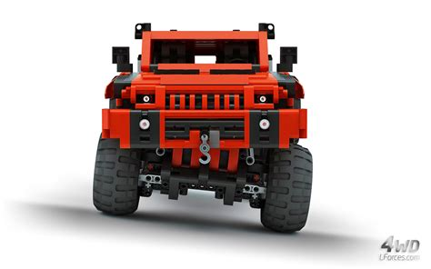 best technic lego lego technic mrap marauder most advanced roader