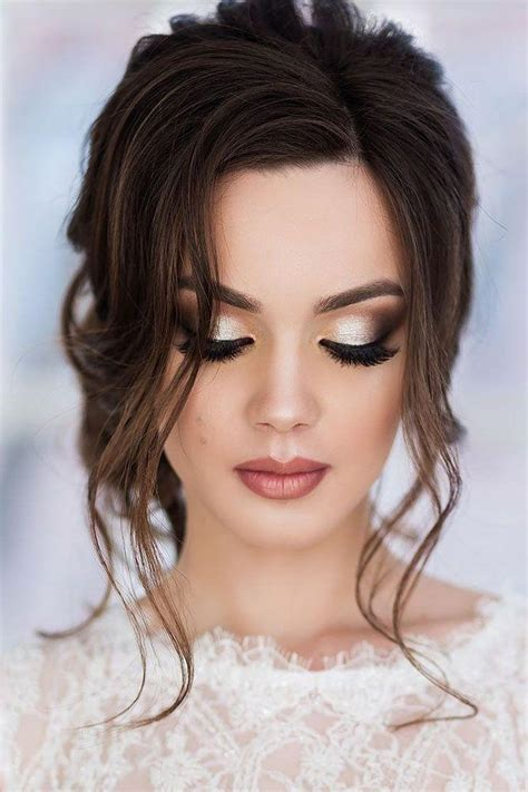 Wedding Hair And Makeup Ideas by Hair 30 Stylish Wedding Hair And Makeup Ideas 2787157