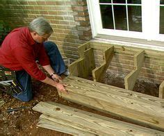 How To Build Front Entrance Steps