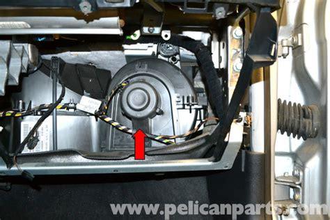 mk4 resistor box volkswagen golf gti mk iv blower motor and resistor removal 1999 2005 pelican parts diy