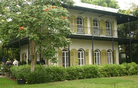 hemingway house key west hemingway s house a photo from florida south trekearth
