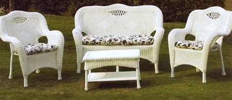 White Patio Furniture Clearance White Wicker Patio Furniture Clearance Icamblog