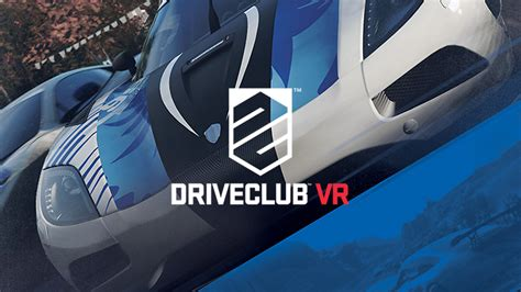 Driveclub Vr Ps4 driveclub vr ps4 playstation