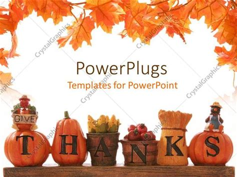 Powerpoint Template Thanksgiving Decoration With Thanksgiving Powerpoint Templates
