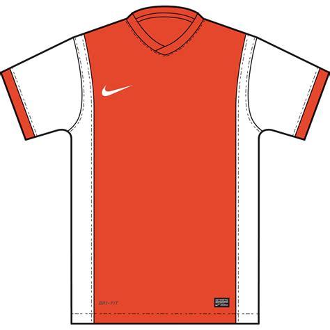 template t shirt football nike 14 15 teamwear kits nike 2014 2015 templates