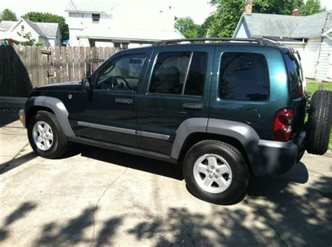 Jeep 4 Door Price Sell Used Lower Price 2005 Jeep Liberty Limited Sport