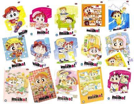 Hai Miiko Vol 22 komik anak lucu hai miiko raisya indriastuti