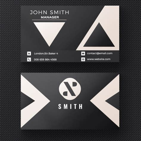 Week Psd Template For Cards by Business Card Template Psd File Free