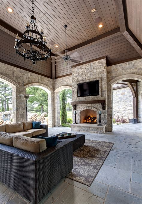 Patio Design Dallas Outdoor Cool Best Outdoor Living Spaces Exle Of A