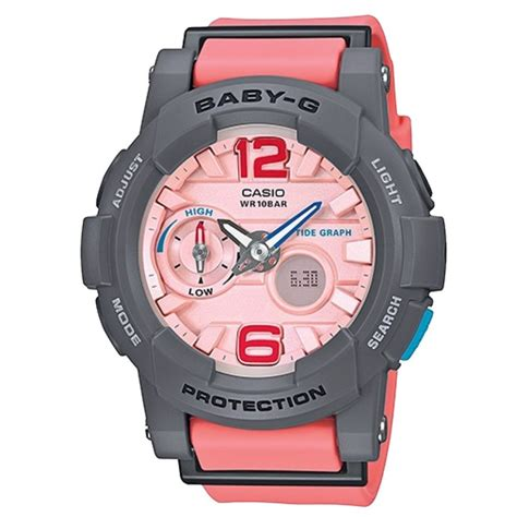 Jam Tangan Pria Casio Baby G Bga 180 Rubber Original Bm best deals on casio baby g watches lazada philippines