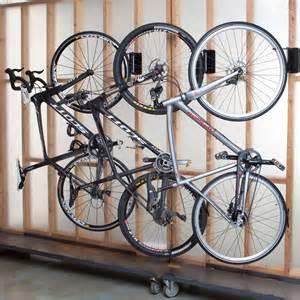 Sports Organizer For Garage - velo hinge bicycle storage feedback sports