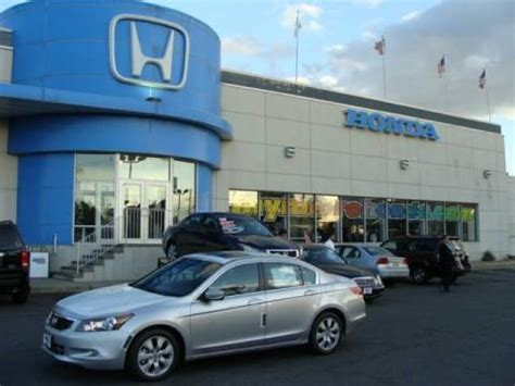Nj Honda Dealers Metro Honda 22 Photos Car Dealers Jersey City Nj
