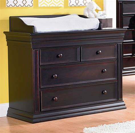Espresso Nursery Dresser by Espresso Dresser For Nursery Bestdressers 2017