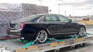 Cadillac In Australia Melbourne Cadillac Ct6 Sighting Hints At Australian Future