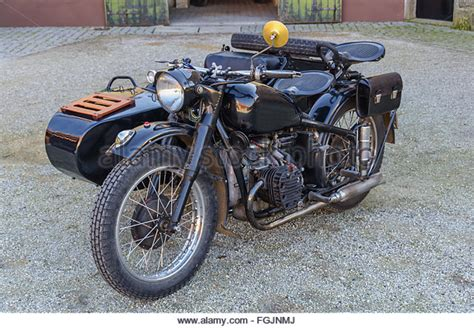 Bmw Motorrad Washington Dc by Motorcycle With Sidecar Stockfotos Motorcycle