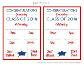 printable graduation invitations dancemomsinfo