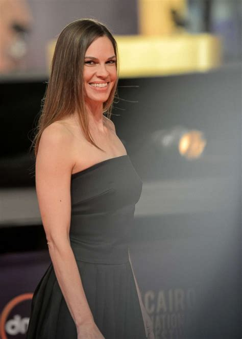 Hilary Swank Opens Up by Hilary Swank Opens Up About Return To Tv After Wonderful