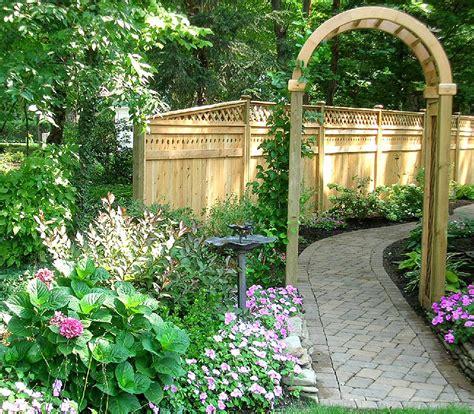 Wood Garden by Garden Wooden Fences Fences