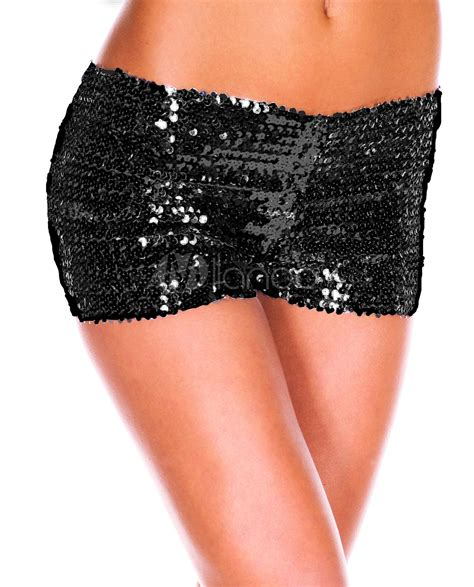 beaded shorts sequined shorts milanoo