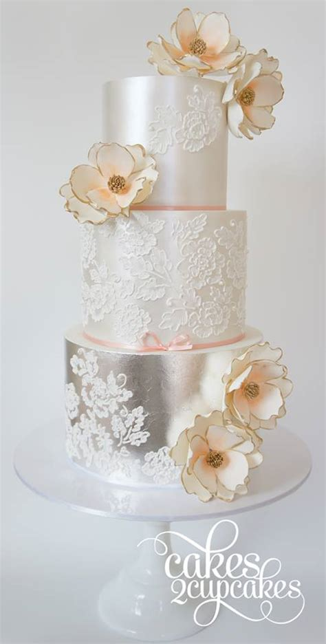 Wedding Tart by Gorgeous Wedding Cake Inspiration Modwedding