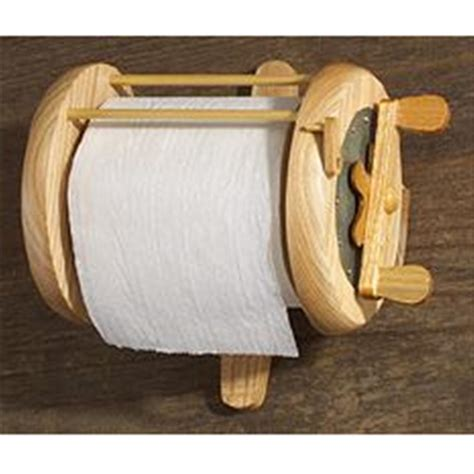 novelty toilet paper holder river s edge 174 fishing reel toilet paper holder 63136